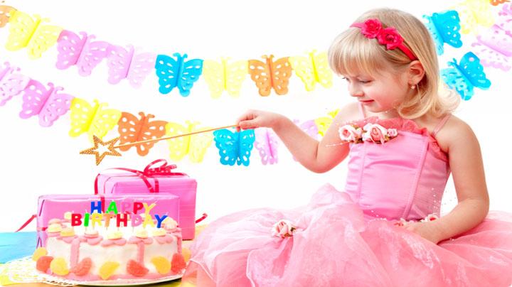 girls birthday parties